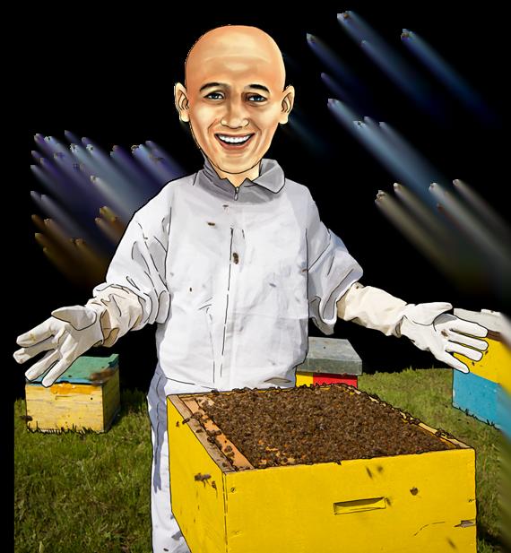 parrainer des abeilles en bulgarie